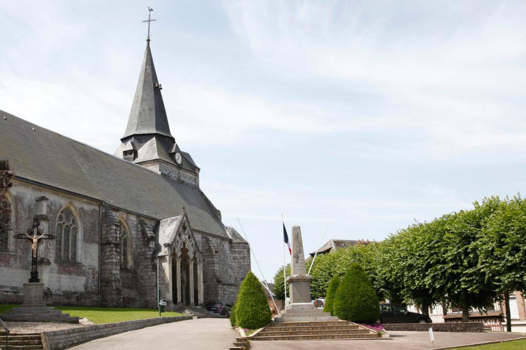 Eglise Doudeville